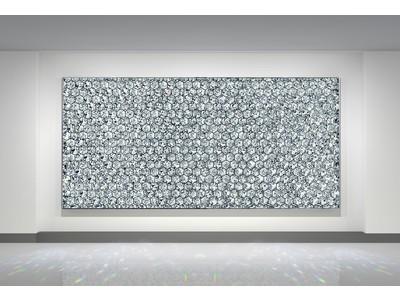 資生堂、東京メトロ銀座線銀座駅にパブリックアート「光の結晶」を寄贈