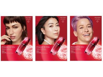 """SHISEIDO新グローバルキャンペーン """"POWER IS YOU"""" 人が本来持つ美しさを引き出し、世界をより良くするアクションへ"""