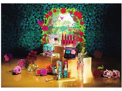 ―輝く花園は、あなたの中に― クレ・ド・ポー ボーテ2021年ホリデーコレクション 10月21日(木)、11月21日(日) 全国一斉限定発売