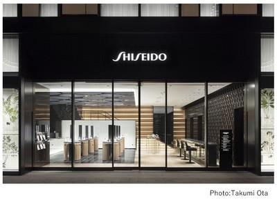 資生堂銀座本店「SHISEIDO THE STORE」10月1日リニューアルオープン!ザ・ギンザ、セルジュ・ルタンスのフラッグシップサロンを併設