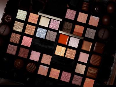 好きな色とブラウンを組み合わせて運命のパレット完成!マキアージュから「カスタマイズアイカラー」登場 ~2021年11月21日(日)発売~