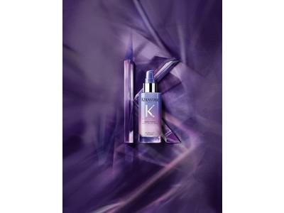 ハイトーンカラーヘアのための夜用美容液「ブロンドアブソリュ セラム シカニュイ」が8月4日新登場