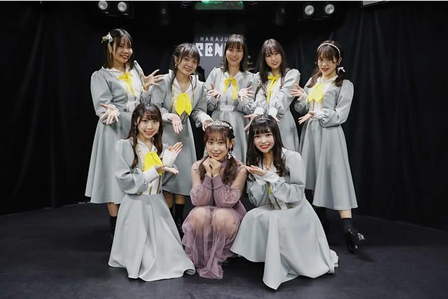 向日葵プリンセスの成田柊里と永井絵梨沙の生誕公演リポート!ファンからの愛溢れる一日に。3/6は「ひまプリ大収穫祭」開催!