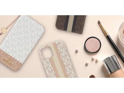 NY発のファッションブランド「MICHAEL KORS」iPhone13シリーズ対応のスマートフォンアクセサリーが登場!