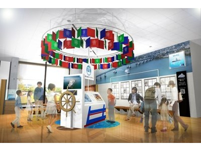 琵琶湖博物館にて学習船「うみのこ」の常設展示がオープンします