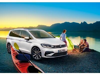 フォルクスワーゲン、「Golf Touran」 を仕様変更し、利便性を強化 パワートレイン、インフォテイメント、安全性の強化