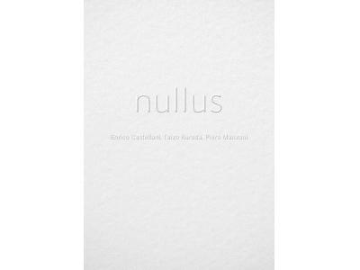【銀座 蔦屋書店】企画展「nullus」をTHE CLUBで7/27(月)より開催。黒田泰蔵、ピエロ・マンゾーニ、エンリコ・カステラーニによる「白の世界」