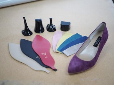 パンプスをパーソナライズ。神戸洋靴店『秋のセミオーダーポップアップストア』を千里阪急で期間限定オープン。