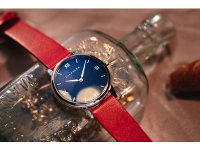 """2020年8月7日(金)「Liakulea(リアクレア)」は""""ハワイの星空""""をイメージした新作腕時計『Makana(マカナ)』シリーズを発売"""