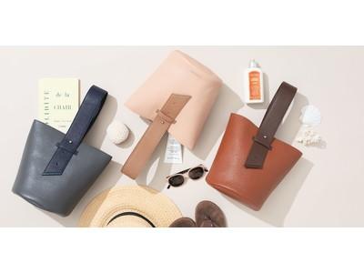 Liakuleaよりハワイのビーチからインスピレーションを受けデザインされたバケットハンドルバッグの予約販売をスタート