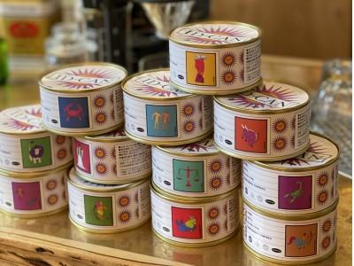 非常食にアートとID機能をプラス。カルチャーウェブマガジン「NeoL」 オリジナルのサバ缶「ID-CAN」が発売