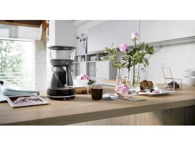 品質のプロが認めた「アイスコーヒーモード」搭載の革新的ドリップコーヒーメーカー『デロンギ クレシドラ ドリップコーヒーメーカー(ICM17270J)』を3月10日(火)より発売