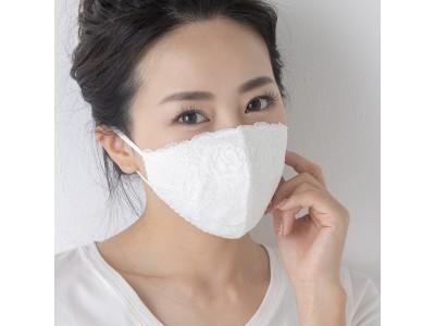 『女性のための美しさにこだわった小顔に見えるマスク』東京三軒茶屋の下着メーカー三恵から新発売!