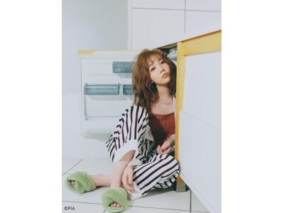 シンガーソングライターMACOと カラーコンタクト通販ショップ「LILY ANNA」コラボの Webマガジン「I AM CUSTOMIZABLE」