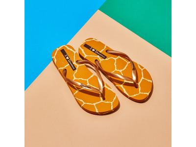 【Ipanema】世界中を旅するような夏のトングコレクション