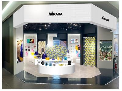 MIKASA初のPop-up Storeを東急プラザ表参道原宿3階にて4月23日(金)より期間限定で開催