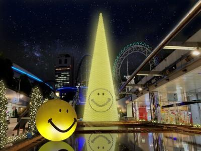東京ドームシティのウィンターイルミネーションを一望できる「宿泊プラン」販売! 思わず笑顔になる「期間限定メニュー」も登場!