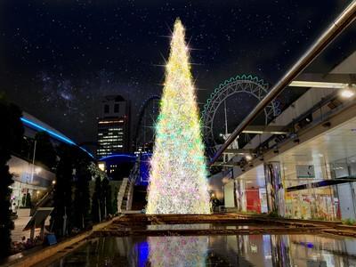 23万球のLEDライト輝くツリーが東京ドームシティに!ホテルで過ごすフォトジェニックなクリスマス