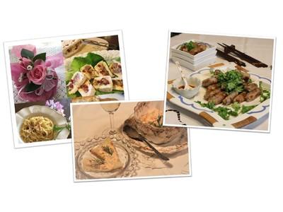 食べられるレシピのクックブック、「小林素子の料理で巡る世界の旅」特別イベント兼インスタライブを開催(10月25日)