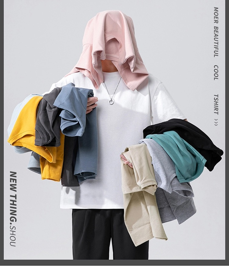 【5%OFF】無地しか勝たん※1枚買うと2枚3枚欲しくなる!夏のこだわり一推しTシャツ販売開始