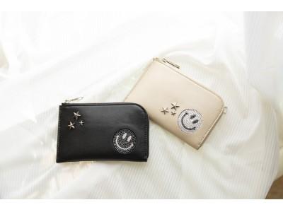 RIKACOとサロン・ド・アルファードがコラボ、世界最高水準の安全な繊維素材を使った☺︎スマイルミニ財布を発売
