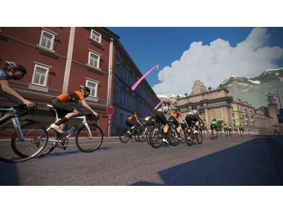 ◆次世代の大規模スポーツイベントの在り方に一手◆初開催の1,700名を超える規模を想定したサイクルイベント◆大勢のサイクリストがオンライン上に集結。理論上感染リスクゼロを目指す