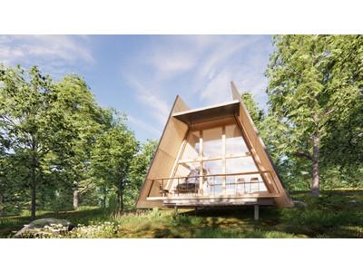自然の中にもう一つの家を持つサブスクリプションサービス「SANU 2nd Home」が本日10時より初期会員の先行申し込みを開始