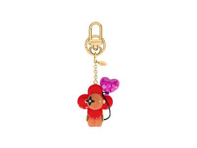 【ルイ・ヴィトン】もうすぐバレンタイン!ピンクカラーの新作バッグチャームが登場!
