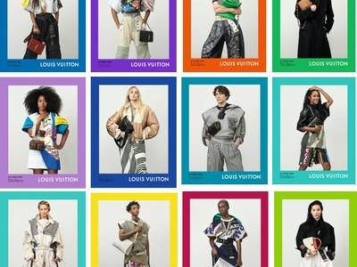 ルイ・ヴィトン、ニコラ・ジェスキエール演出・撮影による2021春夏広告キャンペーンを発表
