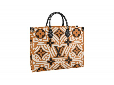 【ルイ・ヴィトン】新作バッグ 「LV クラフティ」