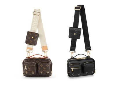 【ルイ・ヴィトン】春の外出のお供に!スポーティな新作バッグ「ユーティリティ・クロスボディ」を発売