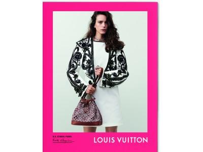 【ルイ・ヴィトン】ニコラ・ジェスキエールが演出・撮影した広告キャンペーンを発表
