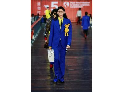 ルイ・ヴィトン、ヴァージル・アブローによる2021春夏メンズ・コレクションを上海にて発表
