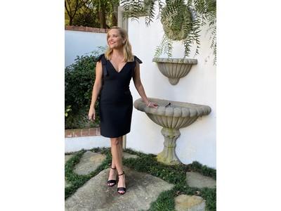 【ルイ・ヴィトン】女優リース・ウィザースプーンがルイ・ヴィトンを着用してエミー賞授賞式に登場