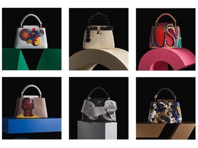 【ルイ・ヴィトン】新たに6人のアーティストによる「アーティーカプシーヌ コレクション」を発表