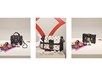 【ルイ・ヴィトン】心はずむ新作バッグとシューズが「ゲーム・オン」コレクションから登場!