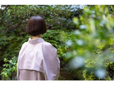 きものレインウェア『千總の雨コート』を新しく発売