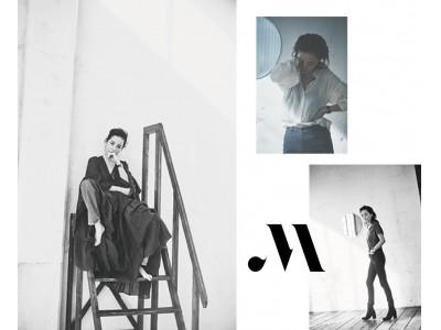 < MAISON DE REEFUR >のオリジナルライン「M」2019 SPRING / SUMMER COLLECTION 3 月8 日(金)発売スタート