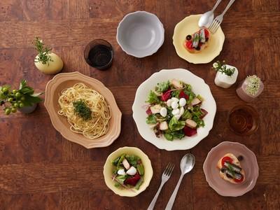 ヨーロッパの伝統的なテーブルウエアをイメージしたemble'me {S} の2021年秋の新作を10月上旬より順次発売!