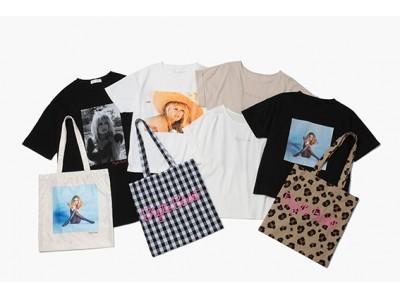 「Brigitte Bardot」×「ViS」スペシャルコラボレーションアイテム発売