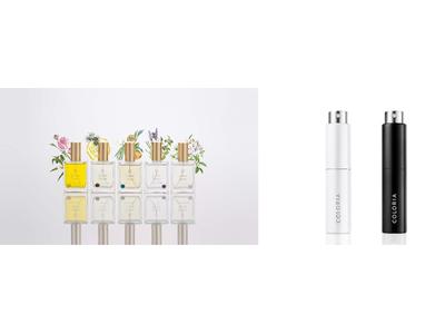 100%自然成分の国産香水がCOLORIAに登場!オーガニック香水「tokotowa organics」ピュアトリートメントパフューム