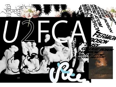 タトゥーシールブランド「U2FCA」がリブランディング。新しいファッションの文化を提案