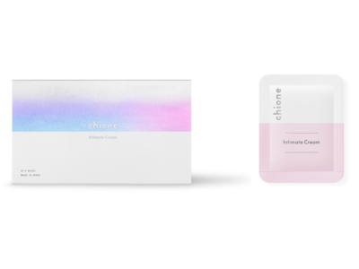 日本初!使い切りタイプのデリケートクリームが登場!美容皮膚科「レジーナクリニック」総院長監修「chione(キオネー)プリムラ インティメイトクリーム」が2021年9月1日(水)に新発売。