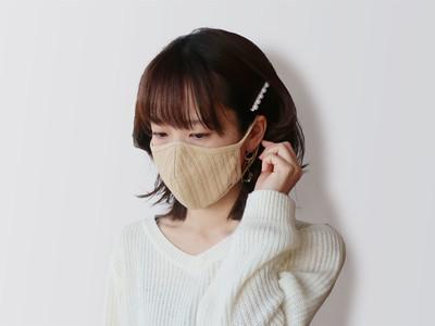 冬の新作「立体ニットマスク」をマスク専門オンラインストア「MASK CLUB」で12/18(金)~先行予約受付開始