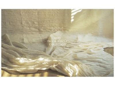 【SEEMY STORE】 WOMの2020-21 FALL/WINTER Collectionを発表!モデルに忍舞さん(@shinobu_uta)を起用