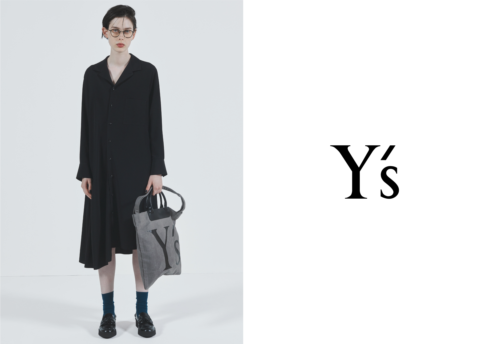 Y's(ワイズ)、初となるアイウェアコレクションを発売