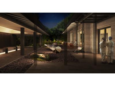 高級リゾートホテル開発事業第一弾「SOKI ATAMI(そき あたみ)」が静岡県熱海市小嵐町に2020年11月1日オープン