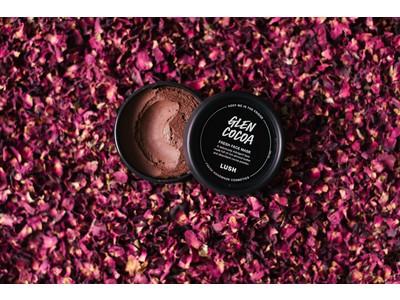 花の香り漂う濃厚なチョコレートの様なフレッシュフェイスマスク 2021年4月2日(金)より新発売 お肌で『グレンショコラ』を召し上がれ