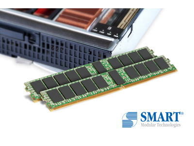 SMART社、 1 Uブレードアプリケーション向け高密度 DuraMemory を発表