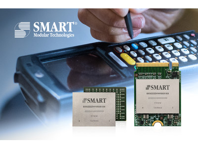 SMART Modular社、PCIe NVMeフラッシュストレージ製品をM.2 Type 1620 BGAパッケージとM.2 2230モジュールで発売